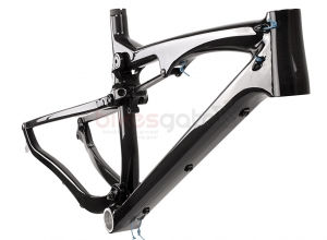Full Suspension mountain bike frame 26er (карбоновая рама для велосипеда)